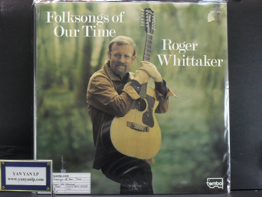 folksongs of our time roger whittaker. Black Bedroom Furniture Sets. Home Design Ideas